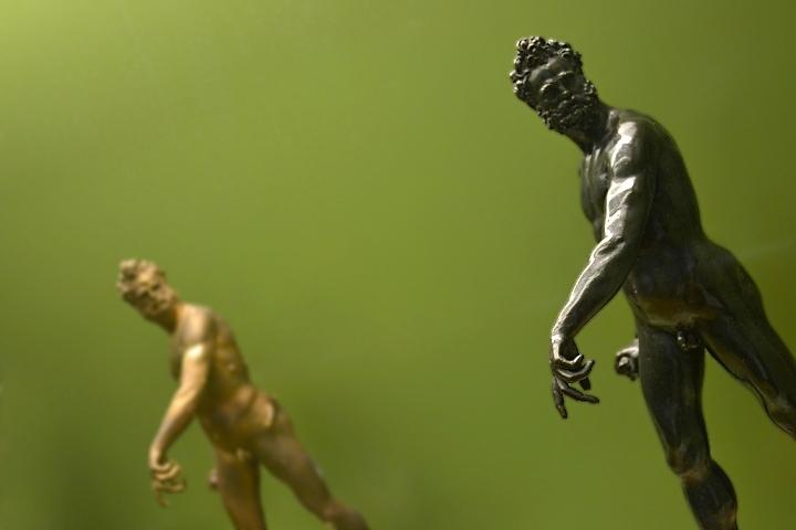 Fabian Fröhlich, Berlin, Bode-Museum, Giambologna, Mars