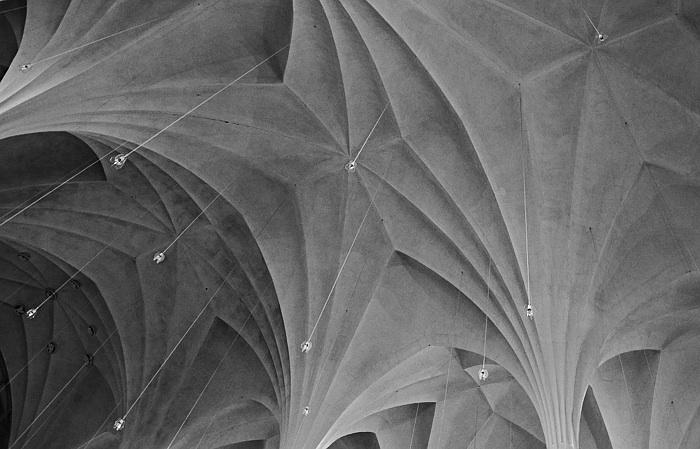 Fabian Fröhlich, Kassel, Gewölbe der Martinskirche