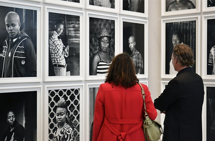 Fabian Frhlich, Kassel, dOCUMENTA (13), Zanele Muholi, Faces and Phases