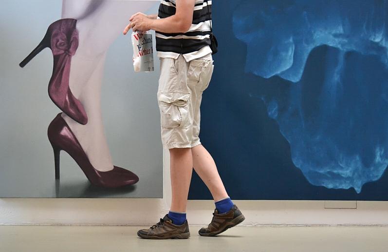 Yan lei, Limited Art Project, documenta 13, Kassel, Fabian Fröhlich