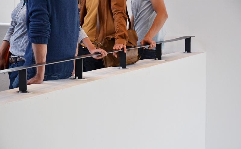 documenta 13, dTour, Besucher, Hände