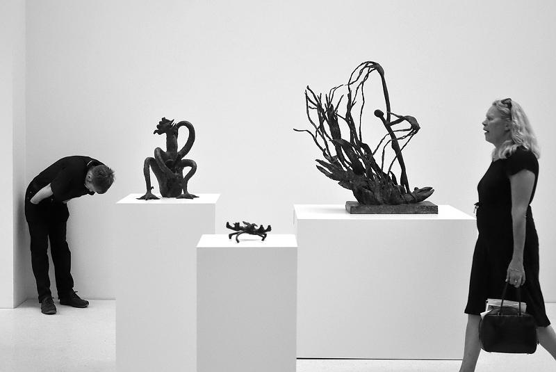 Maria Martins (Neue Galerie), documenta 13, Besucher, Kassel, Fabian Fröhlich