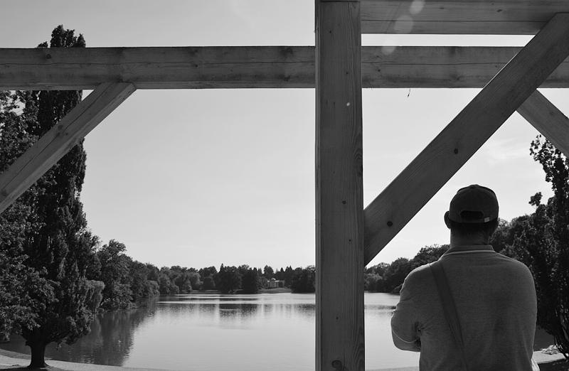 Sam Durant, Scaffold, documenta 13, Besucher, Kassel, Fabian Fröhlich