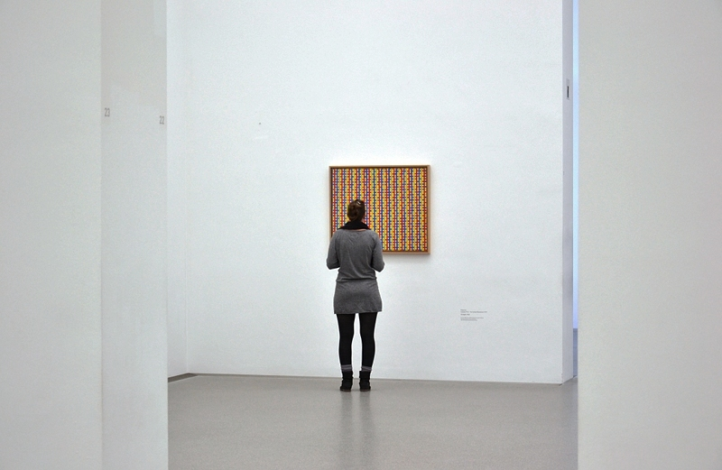 München, Pinakothek der Moderne, Palermo, Straight
