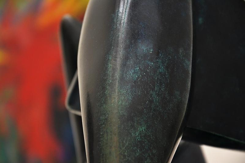 München, Pinakothek der Moderne, Panamarenko, Boxende
