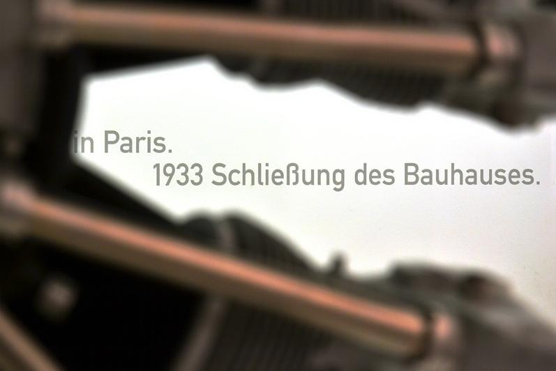 """München, Pinakothek der Moderne, Design, Sternmotor """"Wasp Junior"""", Fabian Fröhlich"""