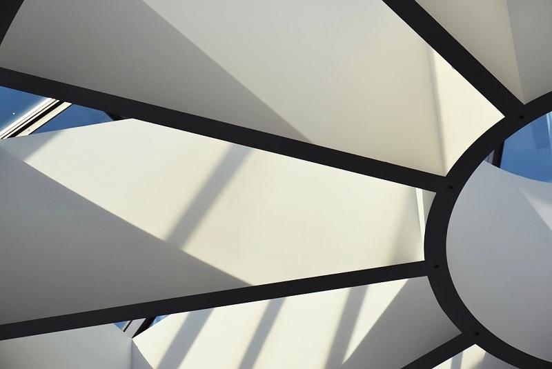 München, Pinakothek der Moderne, Kuppel, Fabian Fröhlich