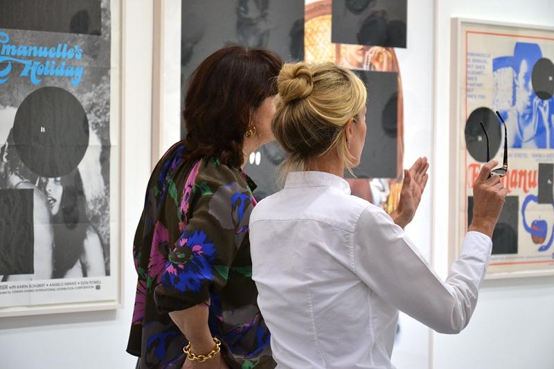 London, Frieze Art Fair, Aida Ruilon, Emmanuelle, Fabian Fröhlich