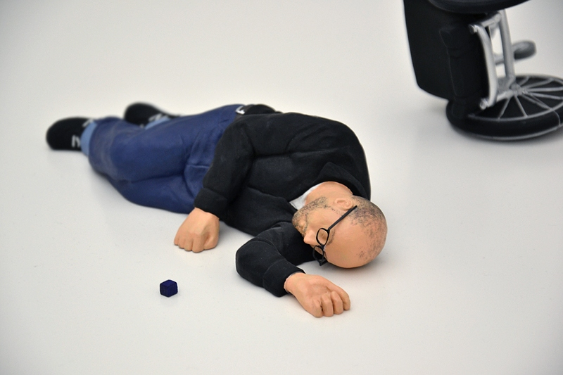 Ryan Gander, The Artwork Nobody Knows, Hamburger Bahnhof, Berlin