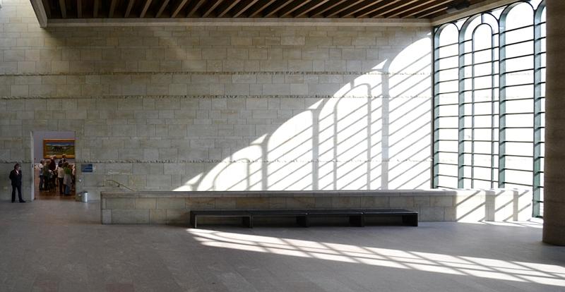 Neue Pinakothek, München, Eingangshalle, Fabian Fröhlich