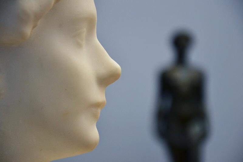Neue Pinakothek, München, Auguste Rodin, Helene von Rostitz, Fabian Fröhlich