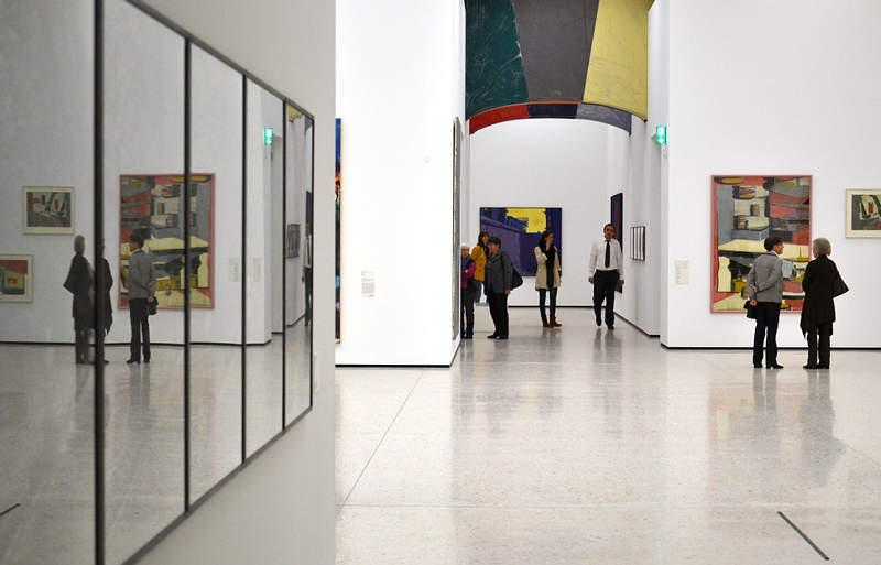 Städel Museum, Neo Rauch, Fabian Fröhlich