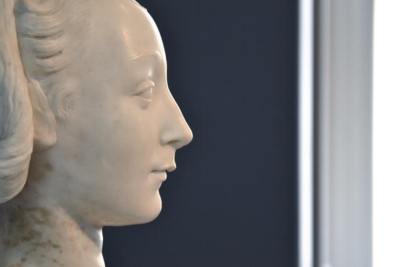 Bode-Museum, Skulpturensammlung, Marietta Strozzi, Desiderio da Settignato zugeschrieben, Fabian Fröhlich