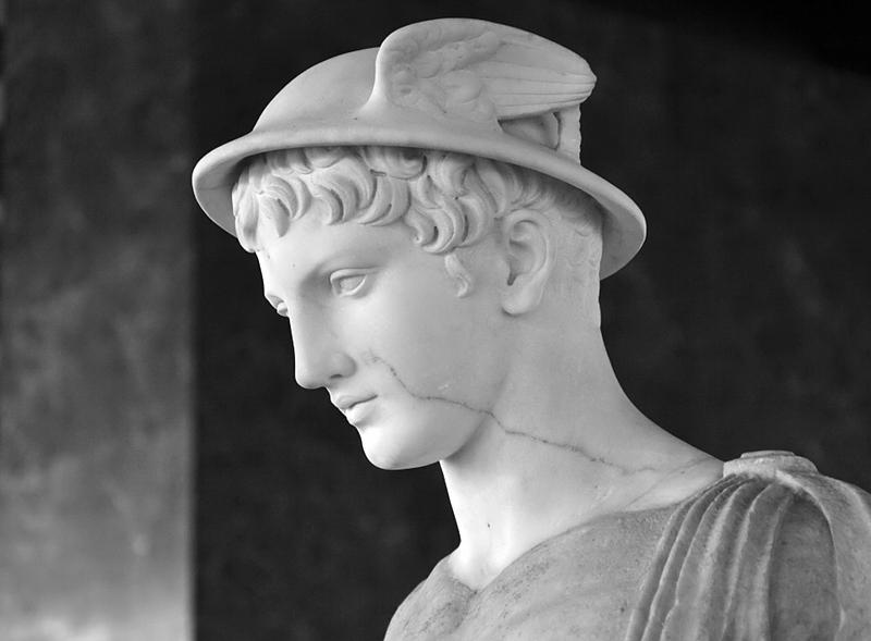 Berlin ausstellung im wei en licht skulpturen aus for Hermes verteilzentrum chemnitz