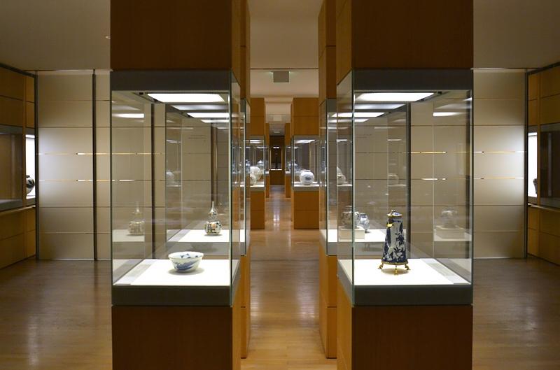 Museum für Asiatische Kunst, Dahlem, Chinesisches Porzellan