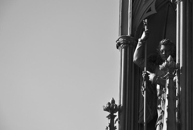 Berlin Kreuzberg, Viktoriapark, Kreuzberg-Denkmal von Karl Friedrich Schinkel, Fabian Fröhlich