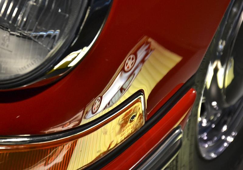 Autostadt Wolfsburg, Porsche 911