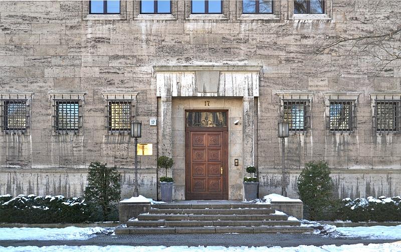 Berlin, Ehemalige Gesandtschaft von Jugoslawien (Sitz der Deutschen Gesellschaft für Auswärtige Politik)