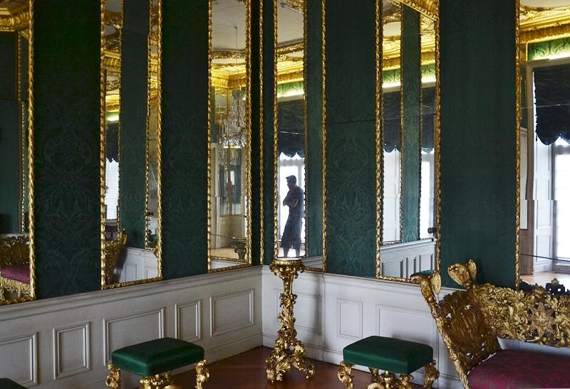 Schloss Charlottenburg, Spiegel