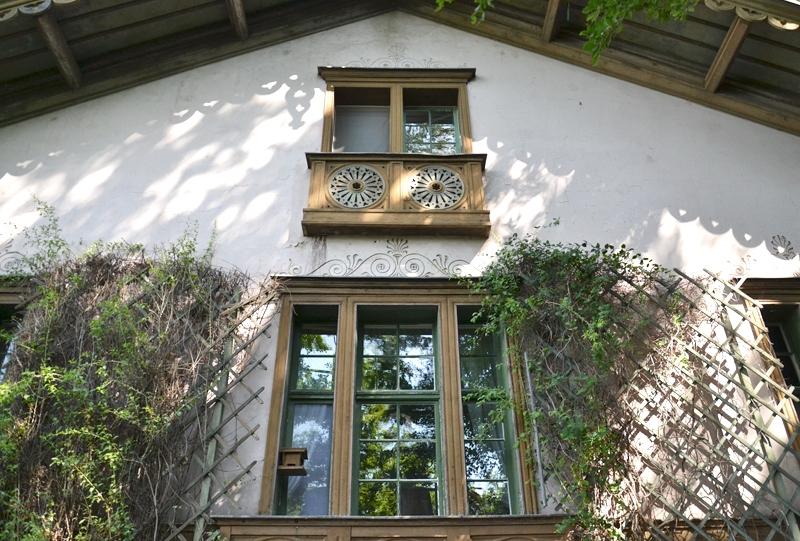 Pfaueninsel, Berlin Wannsee, Schweizerhaus