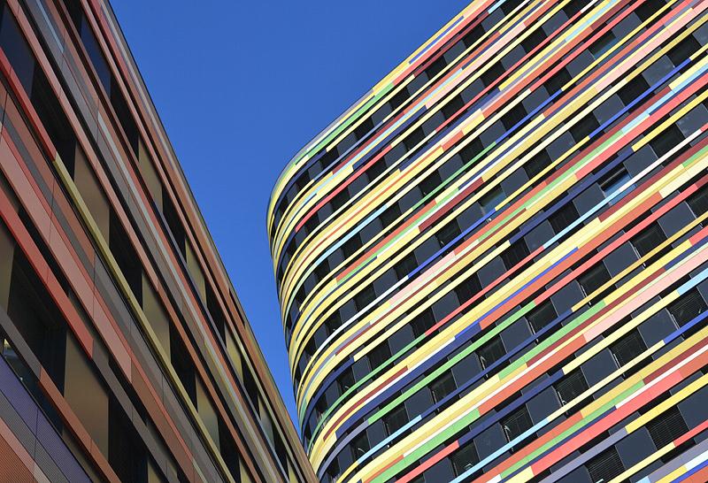 IBA Hamburg Wilhelmsburg, Neubau der Behörde für Stadtentwicklung und Umwelt