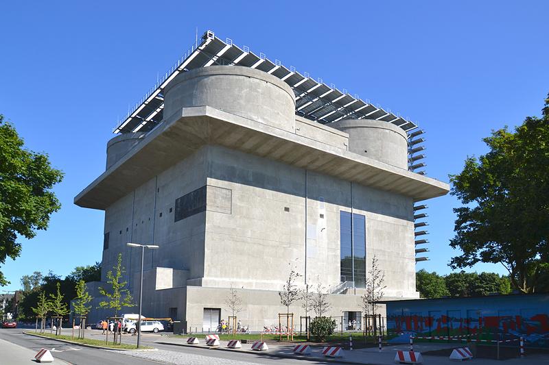 IBA Hamburg Wilhelmsburg, Energiebunker