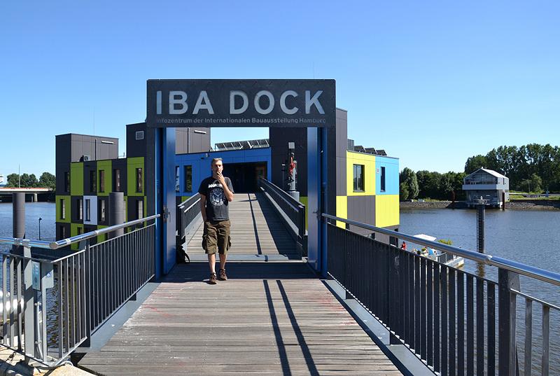 IBA Hamburg Wilhelmsburg, IBA Dock