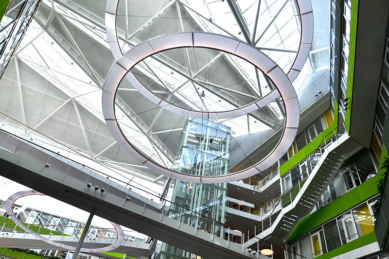 Hamburg Hafencity, Unilver-Gebäude