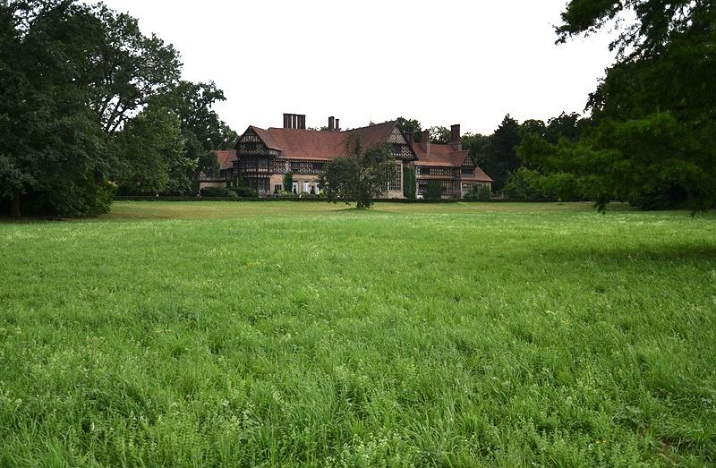 Neuer Garten, Potsdam, Schloss Cecilienhof, Fabian Fröhlich