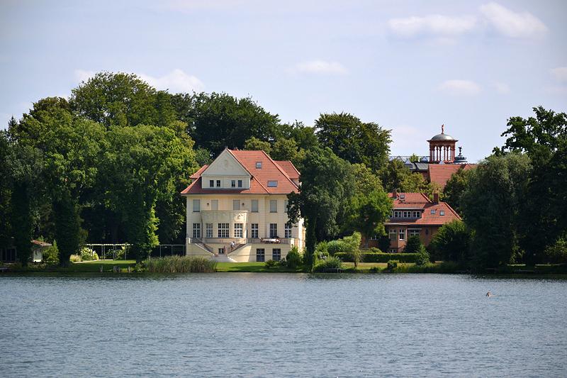 Villen am Heiligen See, Neuer Garten, Potsdam, Fabian Fröhlich