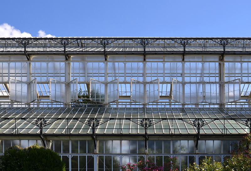 Mittelmeer-Gewächshaus, Botanischer Garten Berlin