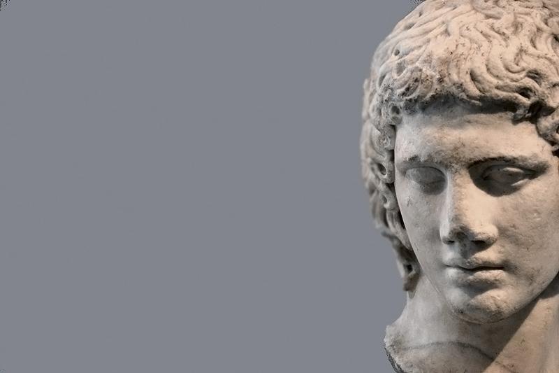 Berlin, Antikensammlung, Altes Museum, sogenannter Triptolemos