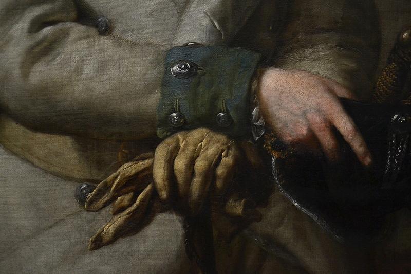 Alte Nationalgalerie, Anton Graff, Bildnis Heinrich XIII Reuss zu Greiz (Ausstellung Anton Graff - Gesichter einer Epoche)