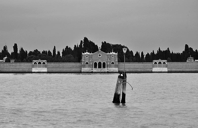 Venice, Cimitero di San Michele