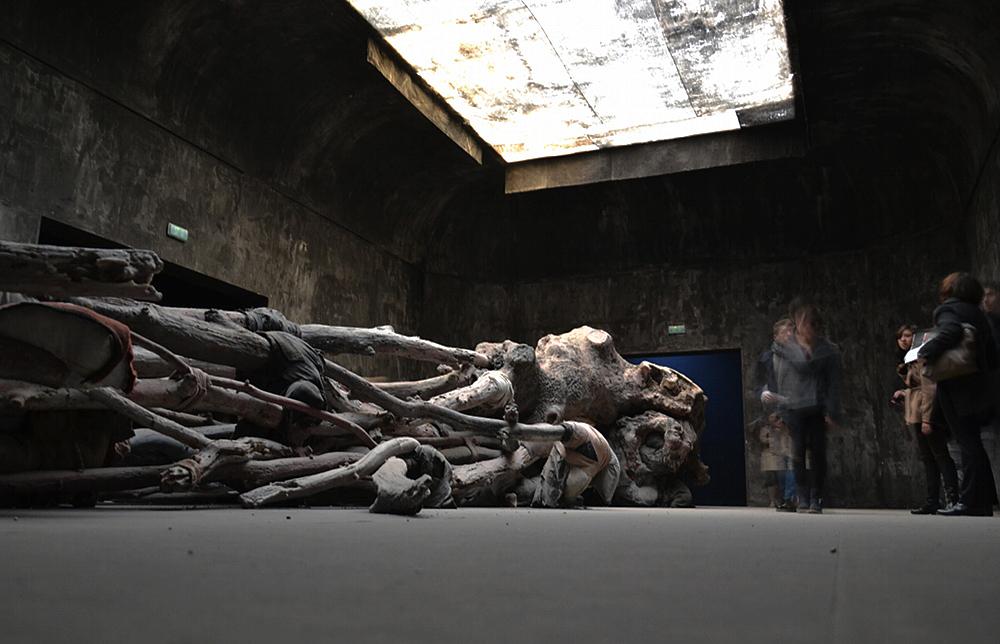 Biennale Venice, 2013, Pavilion Belgium, Berlinde De Bruyckere, Cripplewood