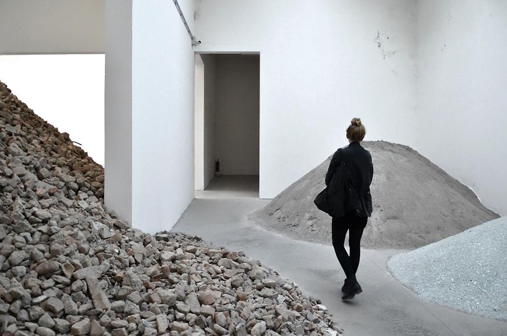 Biennale Venice 2013, Spanish Pavilion, Lara Almarcegui