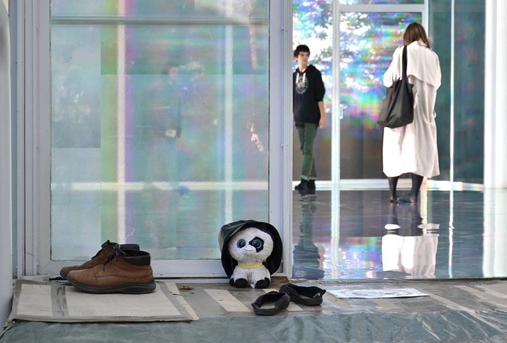 Biennale Venice 2013, South korean Pavilion, Kimsooja