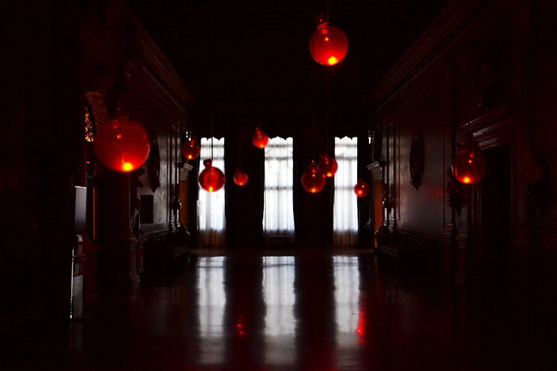 A Very Light Art, Heimo Zobernig, Museo del Settecento Veneziano - Ca' Rezzonico
