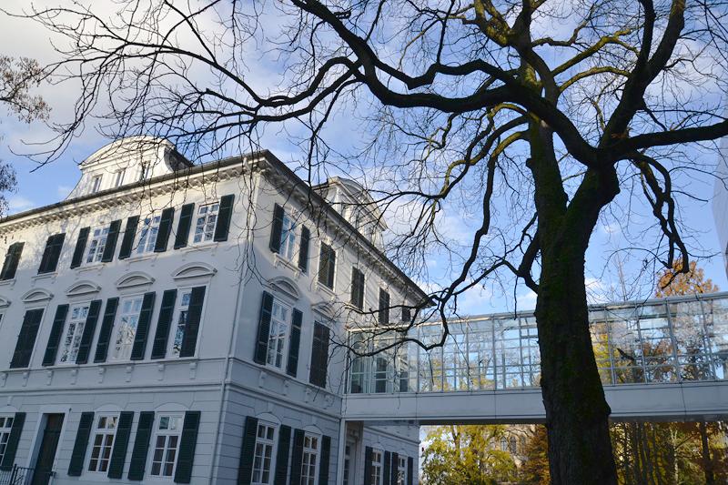 Museum Angewandte Kunst, Frankfurt, Villa Metzler