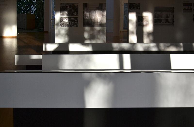 Museum Angewandte Kunst, Frankfurt, Ausstellung Alexandre Wollner, Brasilianisches Design