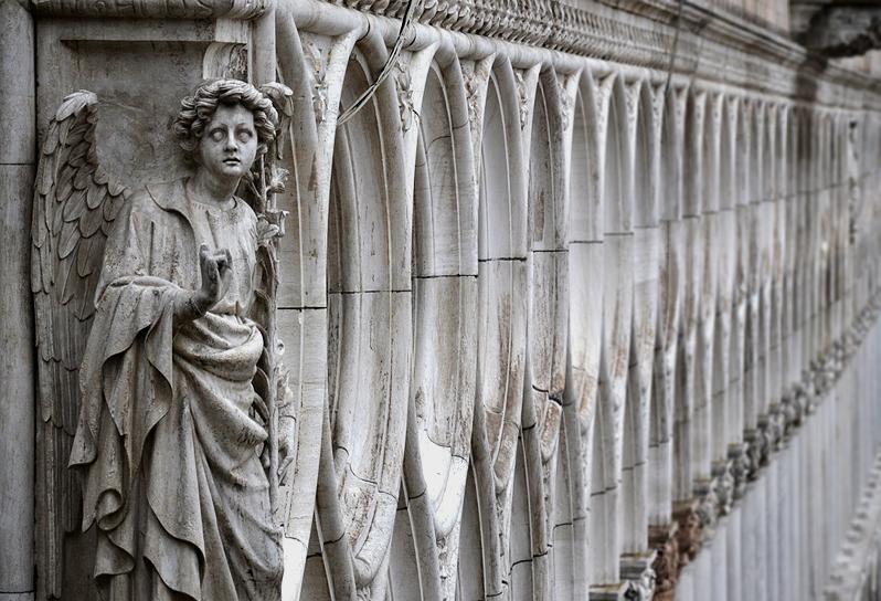 Venice, Palazzo Ducale, San Michele