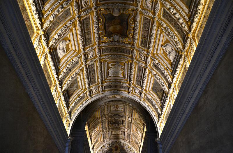 Venice, Palazzo Ducale, Goldene Treppe