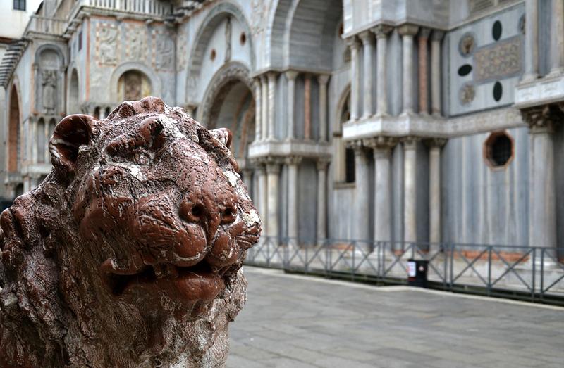 Venice, Piazetta dei Leoncini