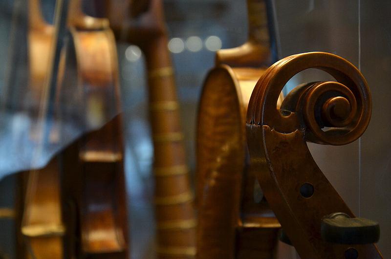 Musikinstrumenten-Museum, Berlin, Bassviola