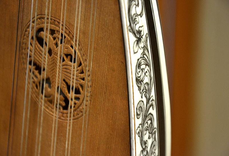 Musikinstrumenten-Museum, Berlin, Pandurina
