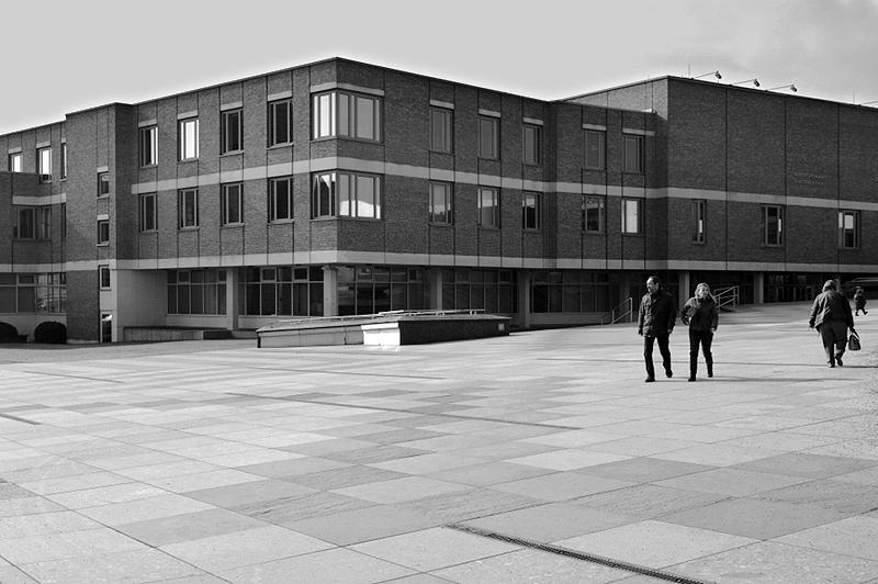 Kulturforum Berlin, Kupferstichkabinett, Kunstbibliothek, Fabian Fröhlich