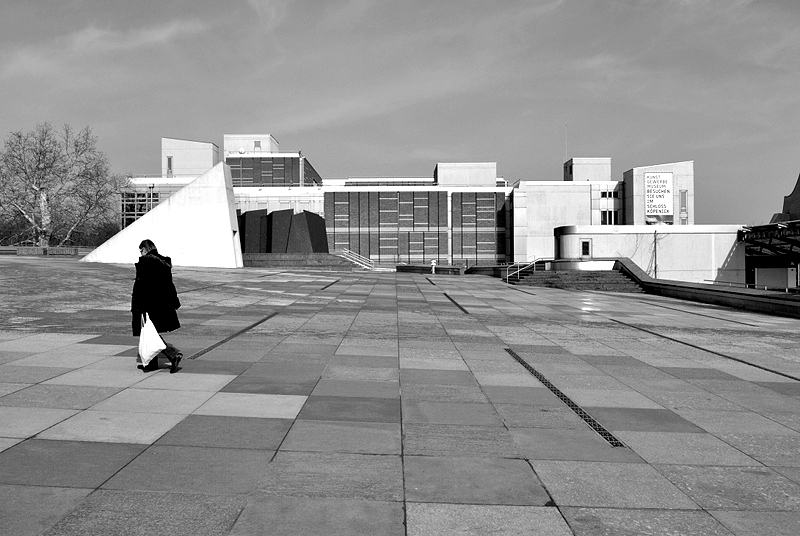 Kunstgewerbemuseum Berlin, Rolf Gutbrod, Piazetta, Fabian Fröhlich