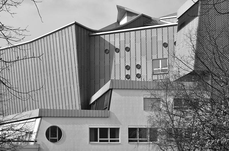 Kammermusiksaal der Philharmonie, Scharoun / Wiesniewski, Fabian Fröhlich