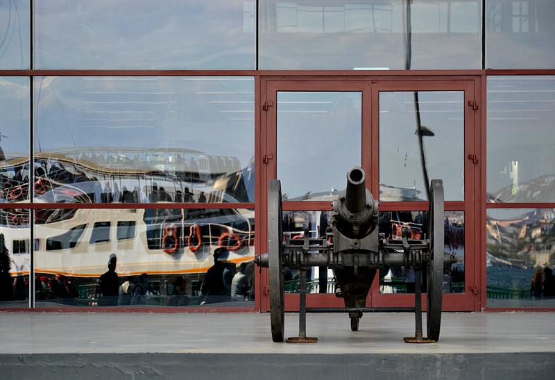 Istanbul, Marinemuseum