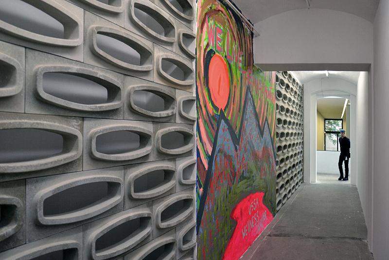 Berlin Biennale 2014, Kunst-Werke, Zachary Cahill, WELIVETHEMAGIC